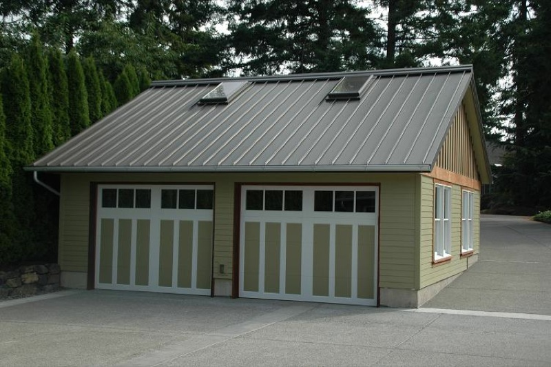 Design Span Dark Bronze 2 Metal Roof Specialties