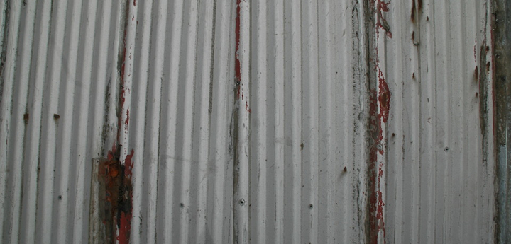 Actual Reclaimed Metal From Local Tacoma Warehouse. All Panels Are  Approximately 11u0027 Long By 2u0027 Wide.