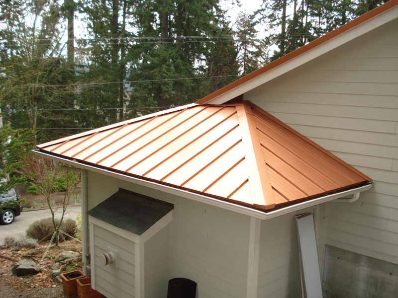 Skyline Copper Penny 4 Metal Roof Specialties