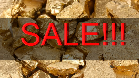 Gold Mine Metal Roofing Sale